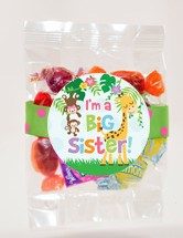 Mixup's Assorted Wrapped Candies Small Treat Bag (Candy)