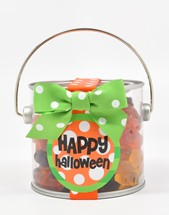 Halloween Gummy Bears Paint Can Mini