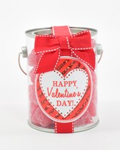 Sanded Cherry Hearts Paint Can