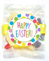 Sweet Sanded Gummy Bunnies Small Treat Bag (Candy)