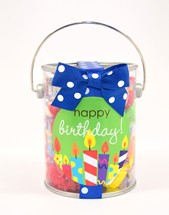 Mixup's Assorted Wrapped Candies Paint Can