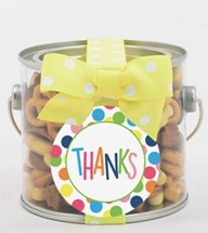 Savory Snack Mix Paint Can Mini