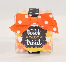 Candy Corn Candy Cube