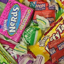 Assorted Wrapped Candies