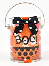 Gummy Pumpkins Paint Can
