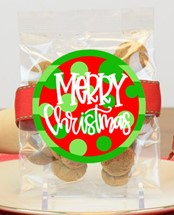 Ginger Snaps 2oz Cello Bag (Cookies)