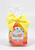 Sour Sanded Gummy Bears Regular Treat Bag (Candy)