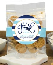 Chocolate Chip Cookies 2oz Cello Bag (Cookies)
