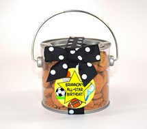 Chocolate Chip Cookies Paint Can Mini