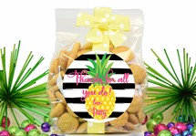 Whipped Butter Cookies 10oz Cello Bag