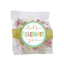 Frosted Cupcake Taffy Small Treat Bag(Candy)