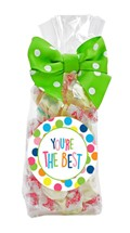 Frosted Cupcake Taffy Regular Treat Bag
