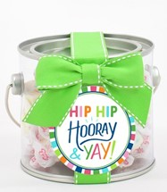 Frosted Cupcake Taffy Paint Can Mini