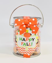 Pumpkin Pie Taffy Paint Can