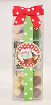 Triple Holiday Candy Cubes