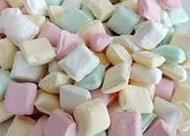 Pastel Dinner Mints Regular Treat Bag